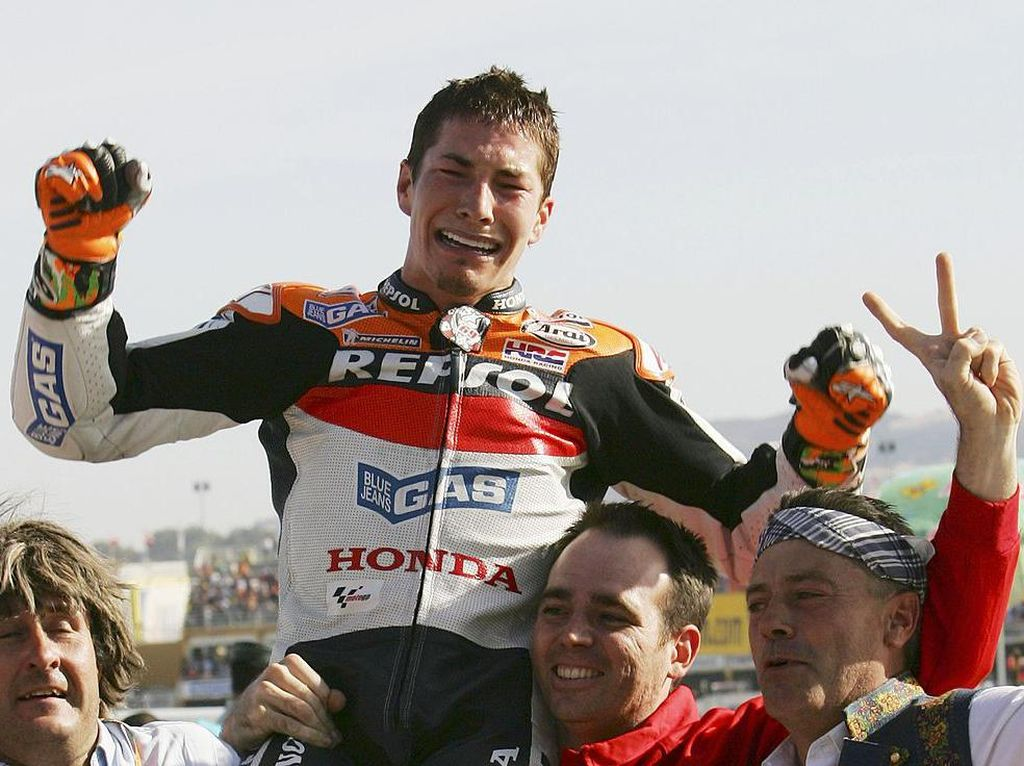 Joan Mir di Atas Hayden, Juara Dunia MotoGP dengan 1 Kemenangan