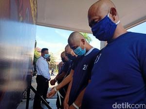 Fakta-fakta Aksi 5 Pria Brutal Bacok Warga di GBI Bandung