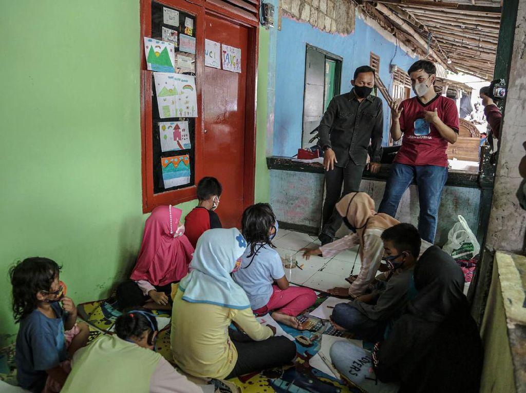 Komunitas Pendidikan Anak Kurang Mampu Dapat Perhatian Pemkot Bogor