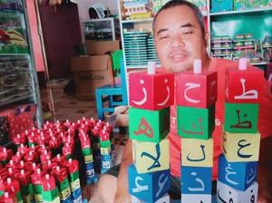 Dihantam Corona, Perajin Alat Peraga Edukasi Mulai Gulung Tikar