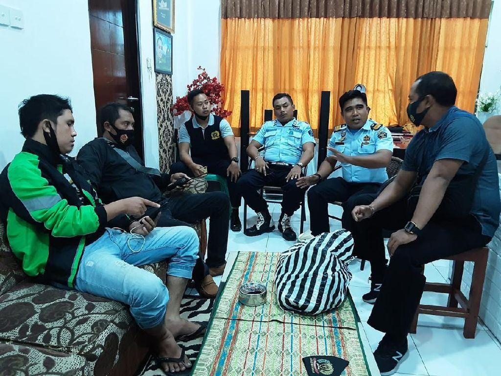 Kasus Kirim Sabu dalam Cup Mi ke Lapas Mataram, Pengirim-Penerima Dicari