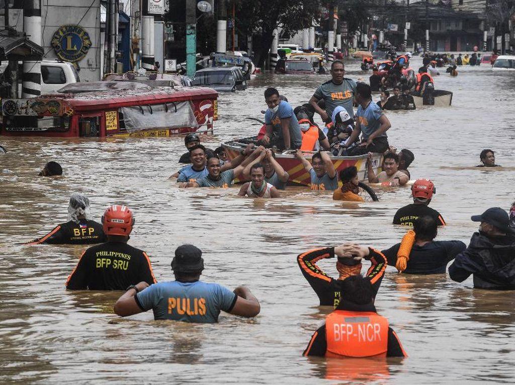 Korban Tewas Akibat Topan Vamco di Filipina Jadi 67 Orang