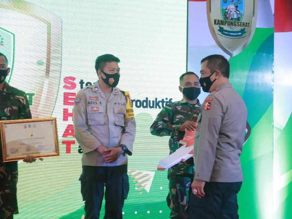 Profil Brigadir Agus Salim yang Raih Bhabinkamtibmas Terbaik
