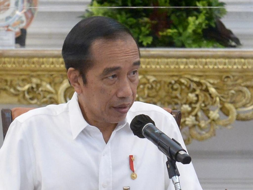 Jokowi Prioritaskan Penanganan Covid-19 di APBN 2021