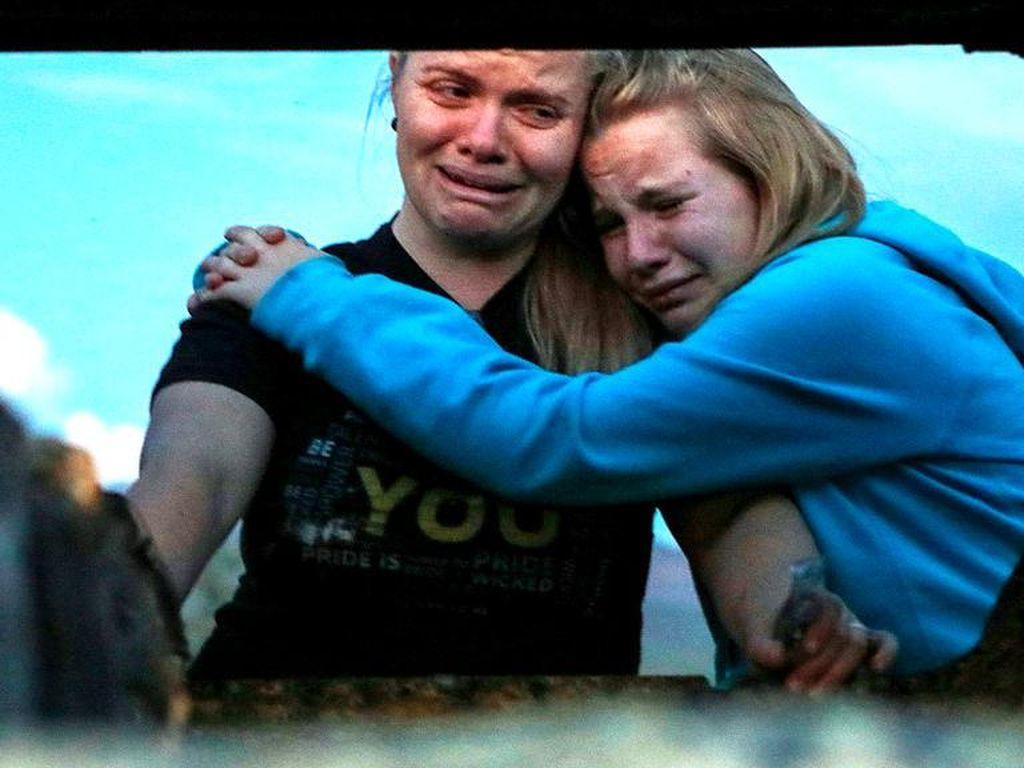 Ratapan Komunitas Mormon Usai Ibu dan Anak-anaknya Dibunuh di Gurun