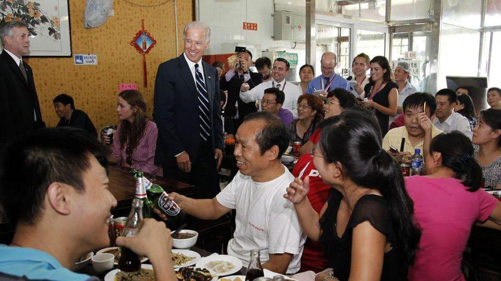 Biden Effect, Restoran di Beijing Kini Ramai Lagi