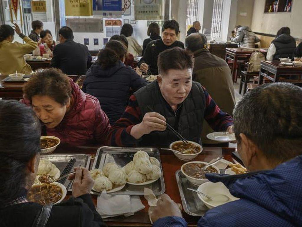Restoran yang Pernah Dikunjungi Joe Biden di China Ramai Turis Lagi