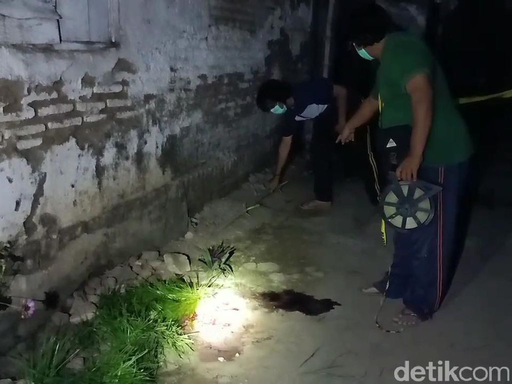 Korban yang Luka Dilempar Bondet di Pasuruan Disebut Salah Sasaran