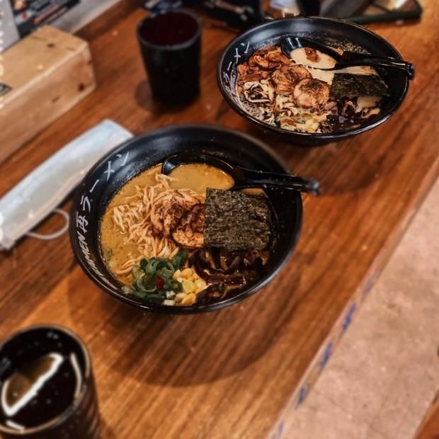 Sai Ramen memiliki menu andalan yaitu curry dan original/instagram.com/sai.ramen