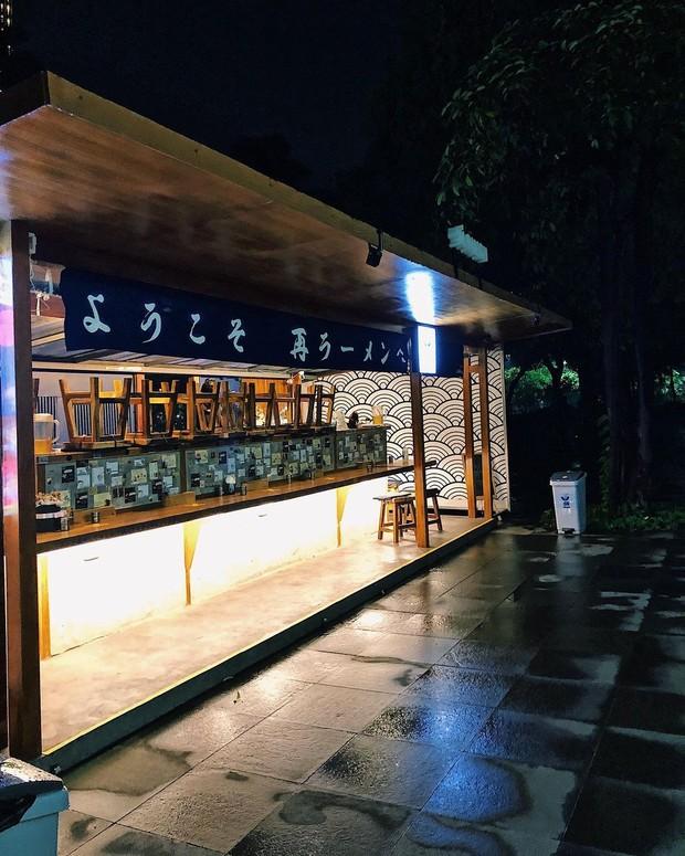 Sai ramen mengusung konsep street ramen bar dan merupakan yang pertama di Indonesia/instagram.com/sai.ramen