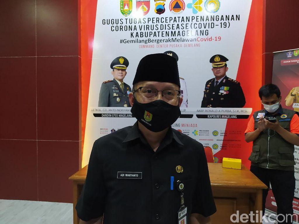 Pemkab Magelang Siapkan Rp 5 M untuk Antisipasi Dampak Erupsi Merapi
