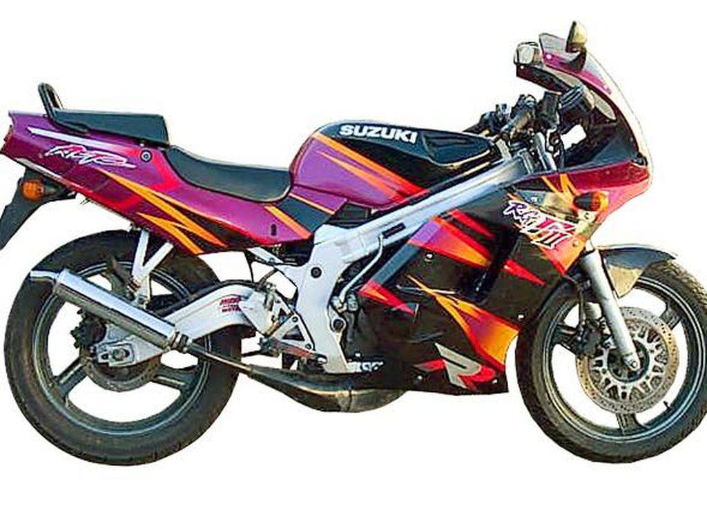 Suzuki Juara Dunia MotoGP 2020, Ini Motor-motor Legendarisnya di Indonesia