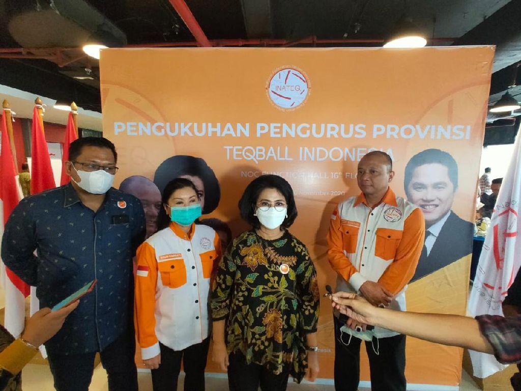 Teqball Indonesia Bersiap ke Turnamen Internasional