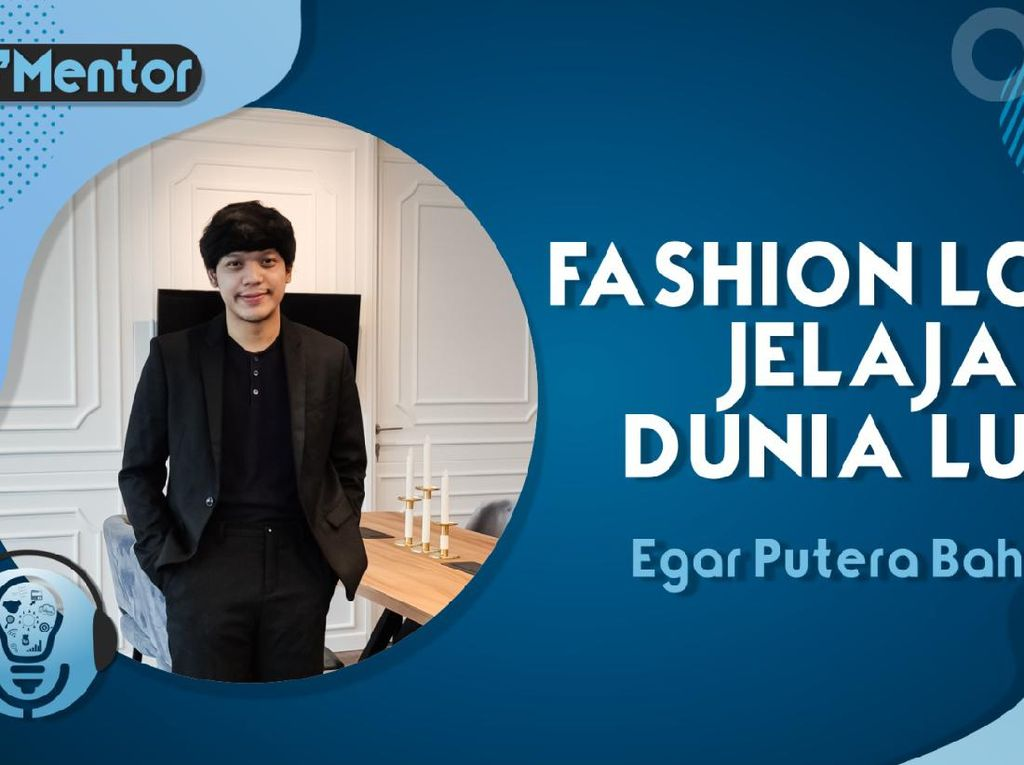 Fashion Lokal Jelajah Dunia Luar