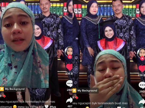 Kisah Safirah Wafia Nadhila yang edit sang ibunda