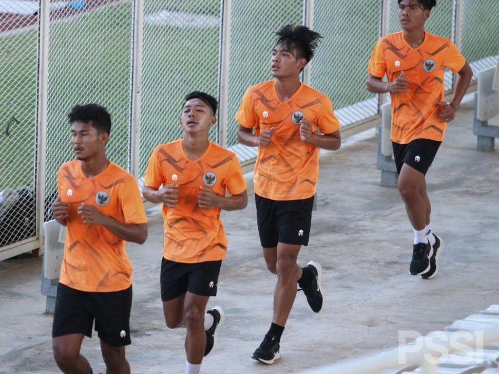 TC Timnas U-19 Lanjut di Jakarta, Tunggu Lokasi Baru
