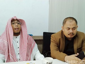 Kenapa Soni Eranata yang Ditangkap Polisi Pakai Nama Ustadz Maaher?