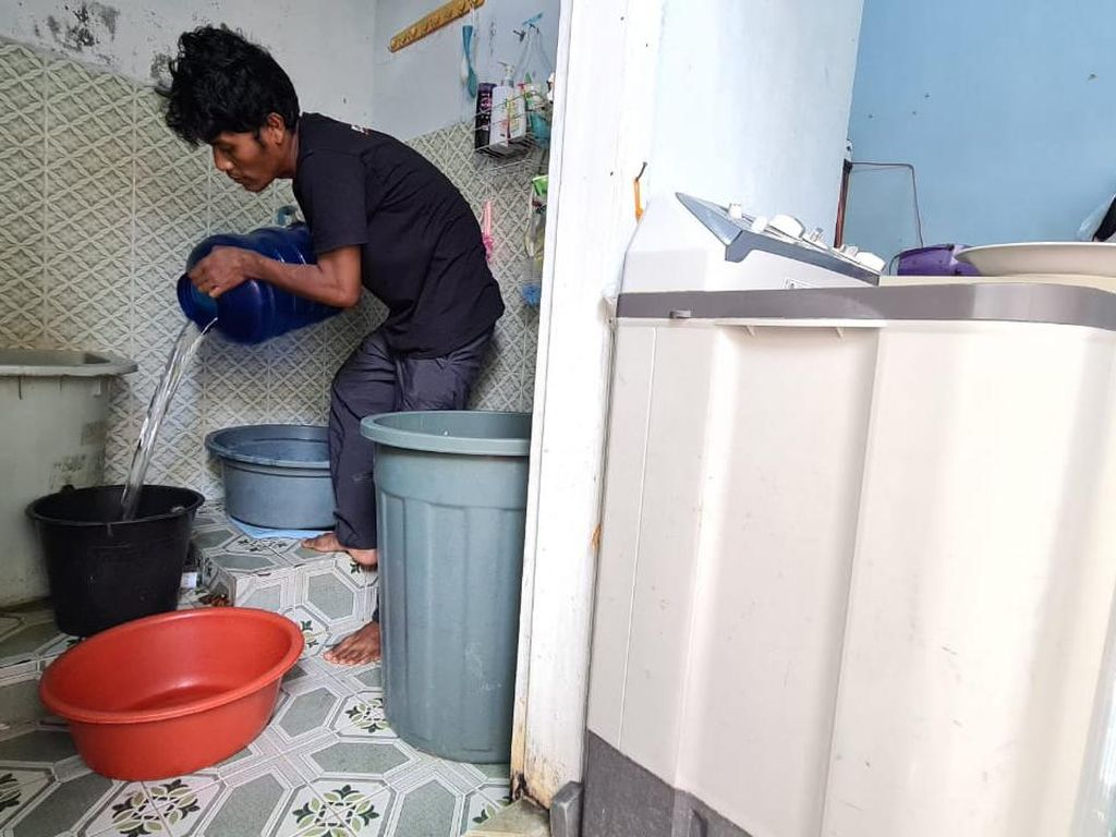 Ada Warga Mandi Pakai Air Galon, Pemkot Banda Aceh: PDAM Sedang Sistem Bergilir