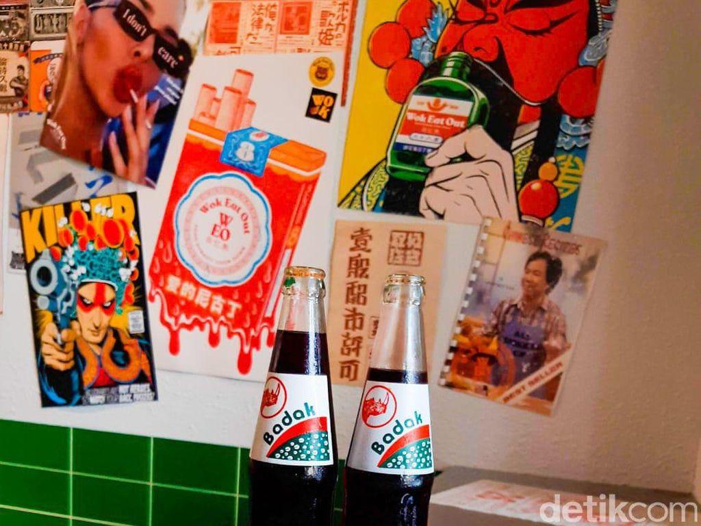 Mampir ke Restoran China Bergaya Interior Meriah