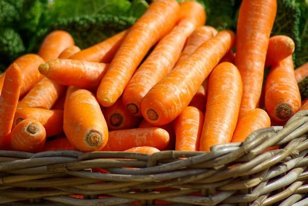 Sayur untuk kesehatan kulit adalah wortel/pixabay.com