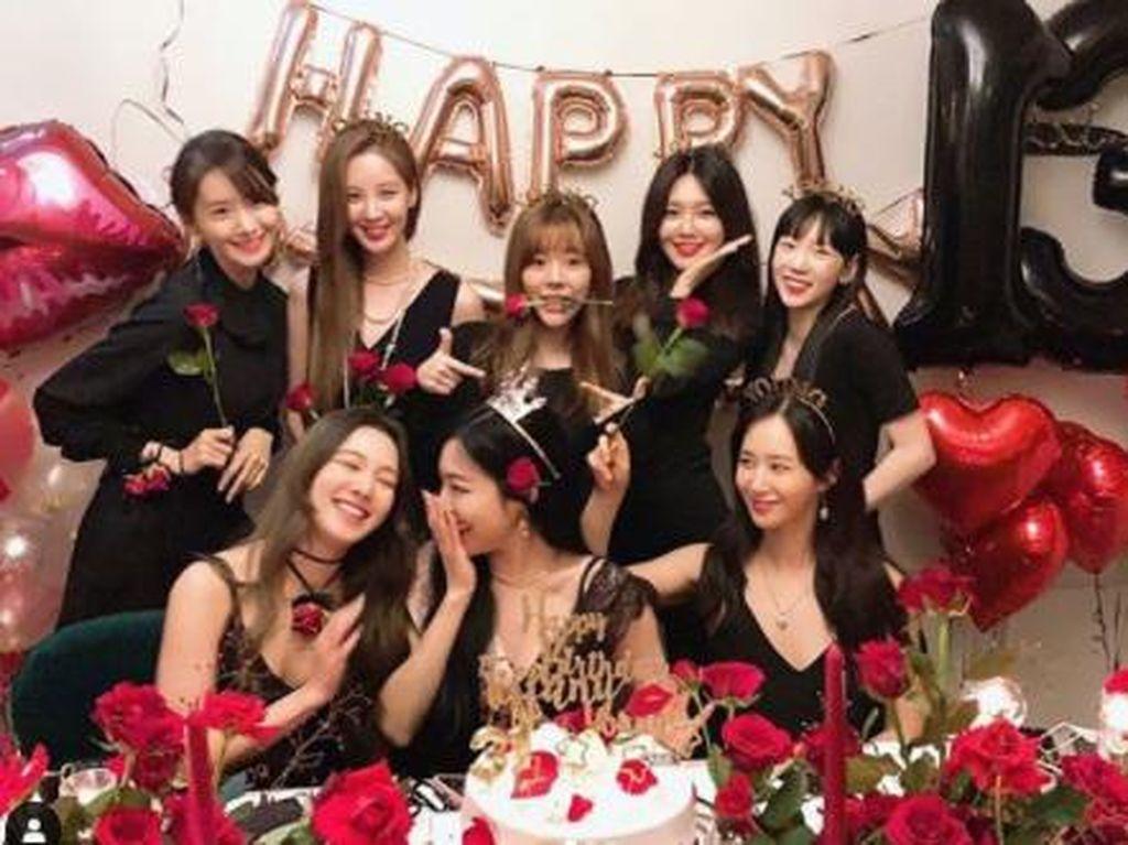 SNSD Disebut Bakal Comeback Formasi Lengkap, Ini Kata SM Entertainment