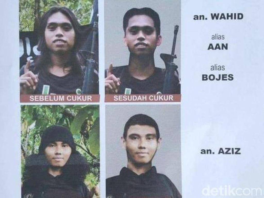 2 DPO MIT Sudah Dikubur Polisi, Keluarga Tak Terima dan Akan Pindahkan Makam