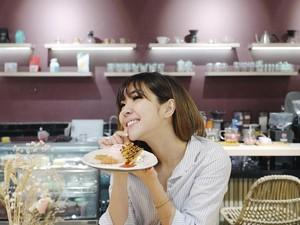 5 Bisnis Kuliner Gisel, dari Almond Crispy hingga Coffee Shop Kekinian