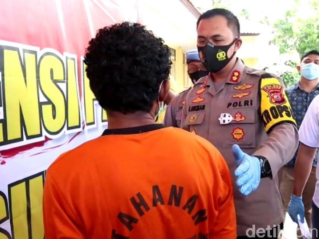5 Fakta Mengerikan Aksi Sadis Suami Bunuh Istri di Sukabumi