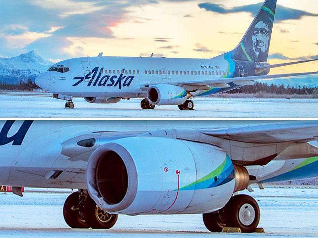 Tak Butuh Lagi Negatif Corona Buat ke Alaska