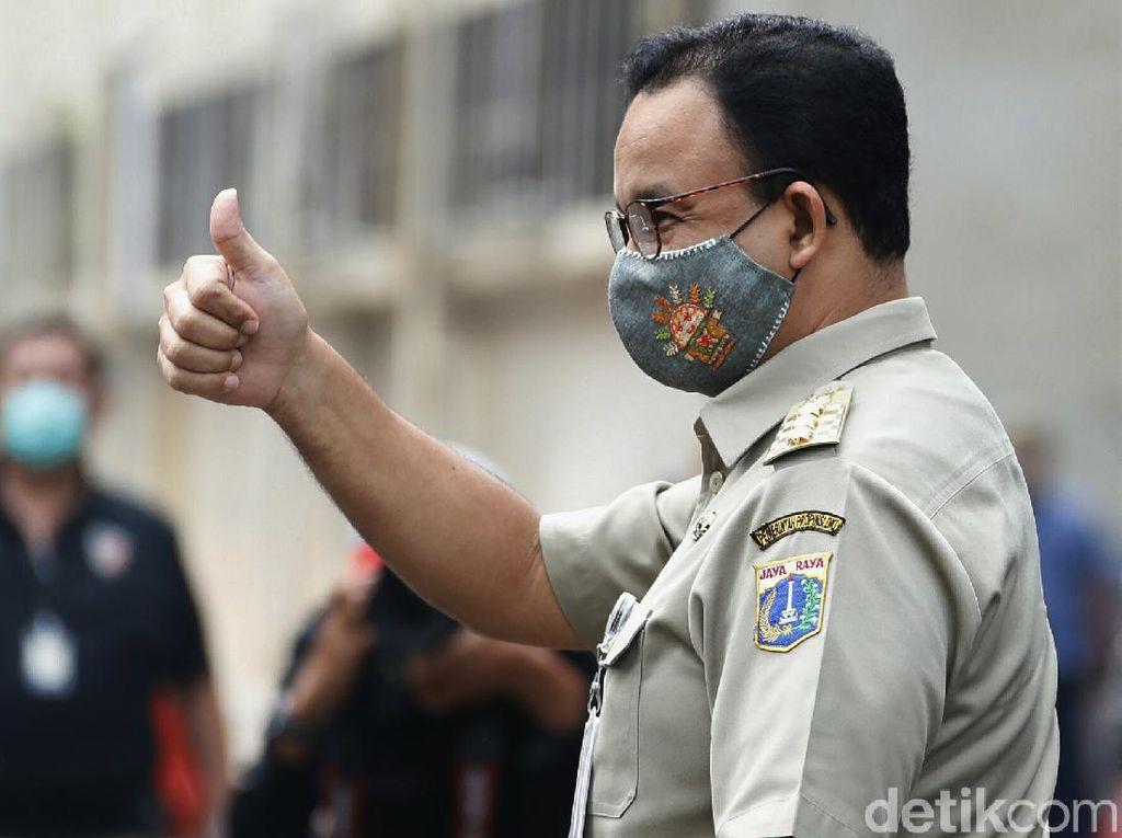 Urutan Kejadian Kerumunan Acara HRS hingga Anies Baswedan Diperiksa Polisi