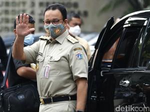 Anies Baswedan dan Deretan Pejabat di Indonesia yang Tertular COVID-19
