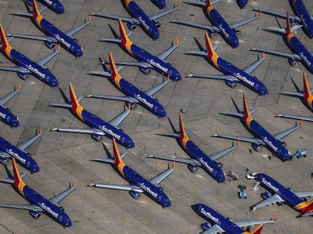 Setelah 600 Hari Pesawat Boeing 737 Max Segera Mengudara Kembali