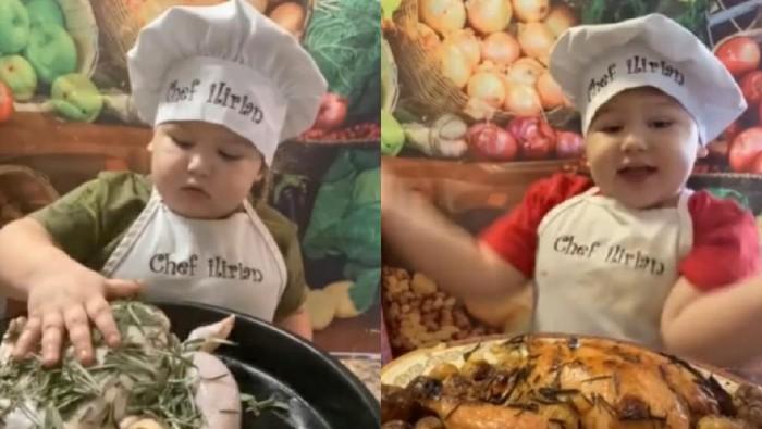Chef Cilik Berusia 2 Tahun