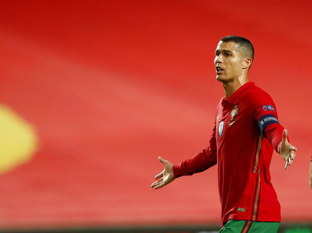 UEFA Nations League: Portugal Fokus Menang, Bukan Rekor Gol CR7