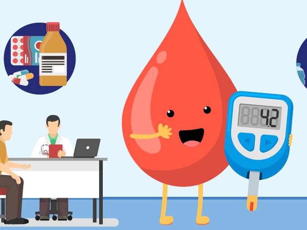 Rentan Kena COVID-19, Diabetesi Perlu Perhatikan 4 Hal Ini