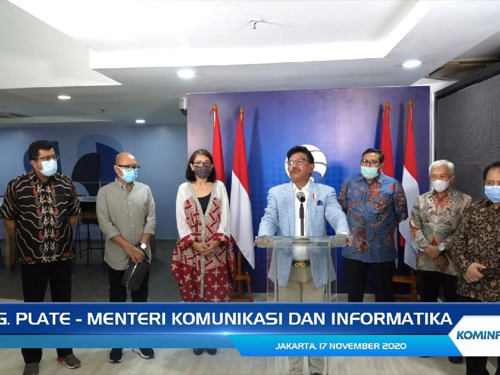 Menkominfo-Operator Seluler Berembuk Bahas 4G di Pelosok Indonesia