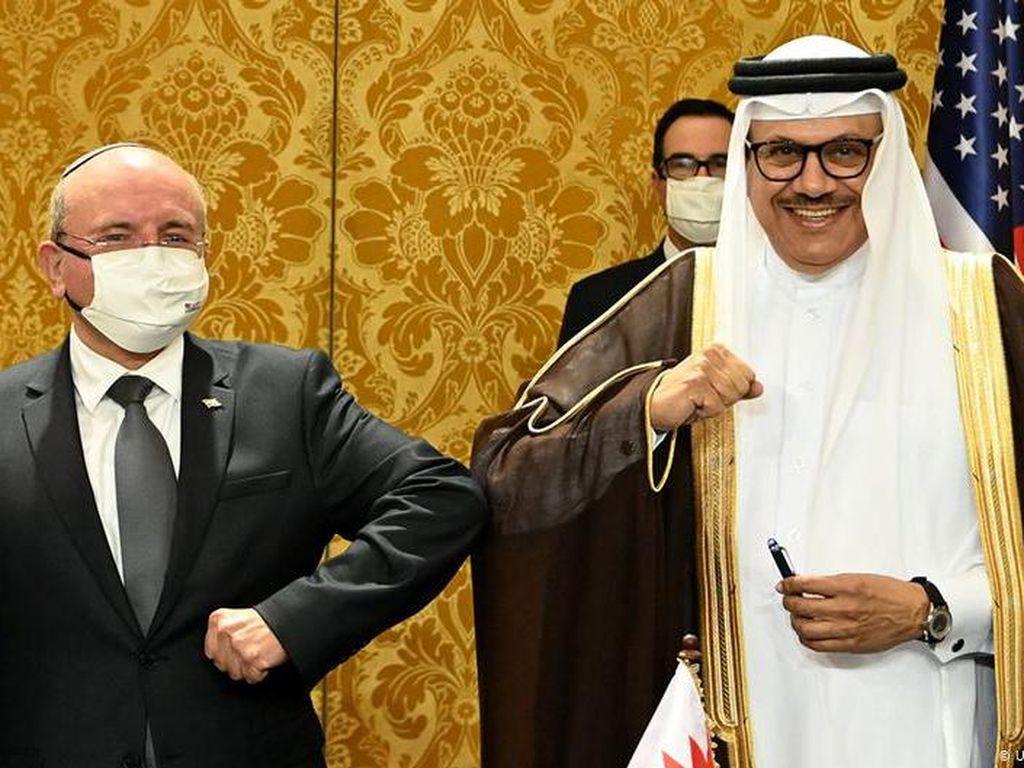 Kunjungan Bersejarah di Israel, Menlu Bahrain Akan Bahas Kerja Sama