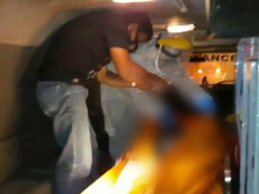 Mayat Pria Ditemukan di Ruas Tol Makassar