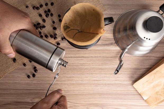 Metode Manual Brew
