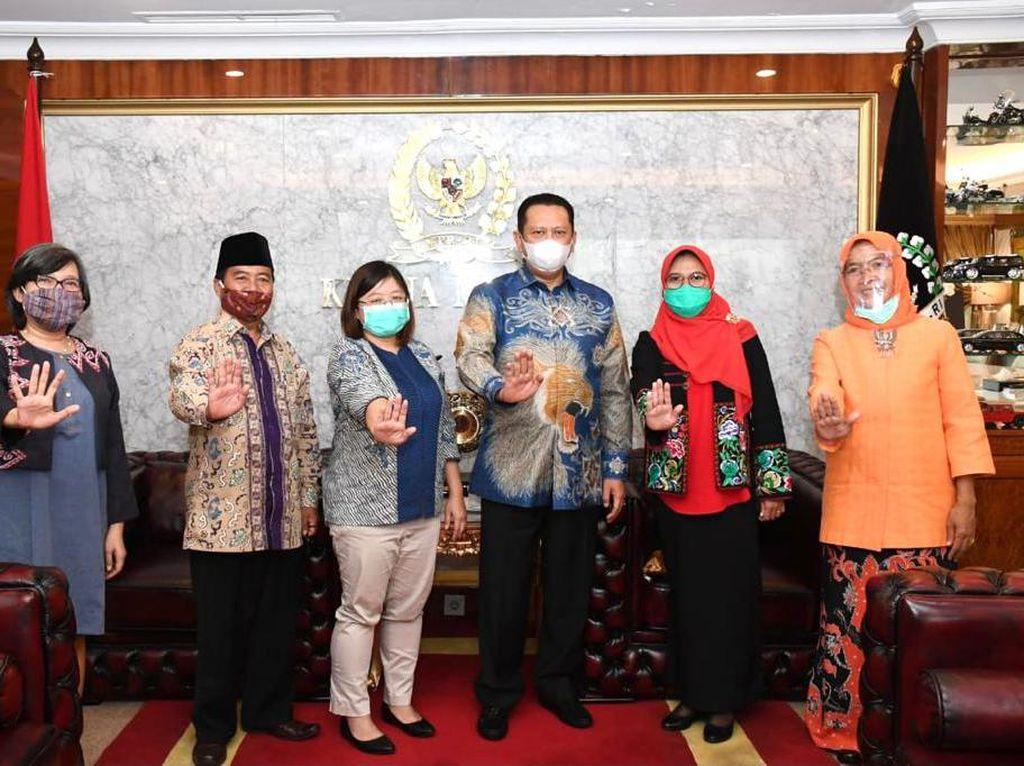 Ketua MPR Soroti Tingginya Kekerasan terhadap Perempuan