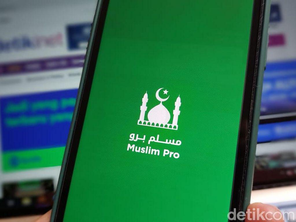 Aplikasi Muslim Pro Investigasi Tuduhan Jual Data ke Militer AS