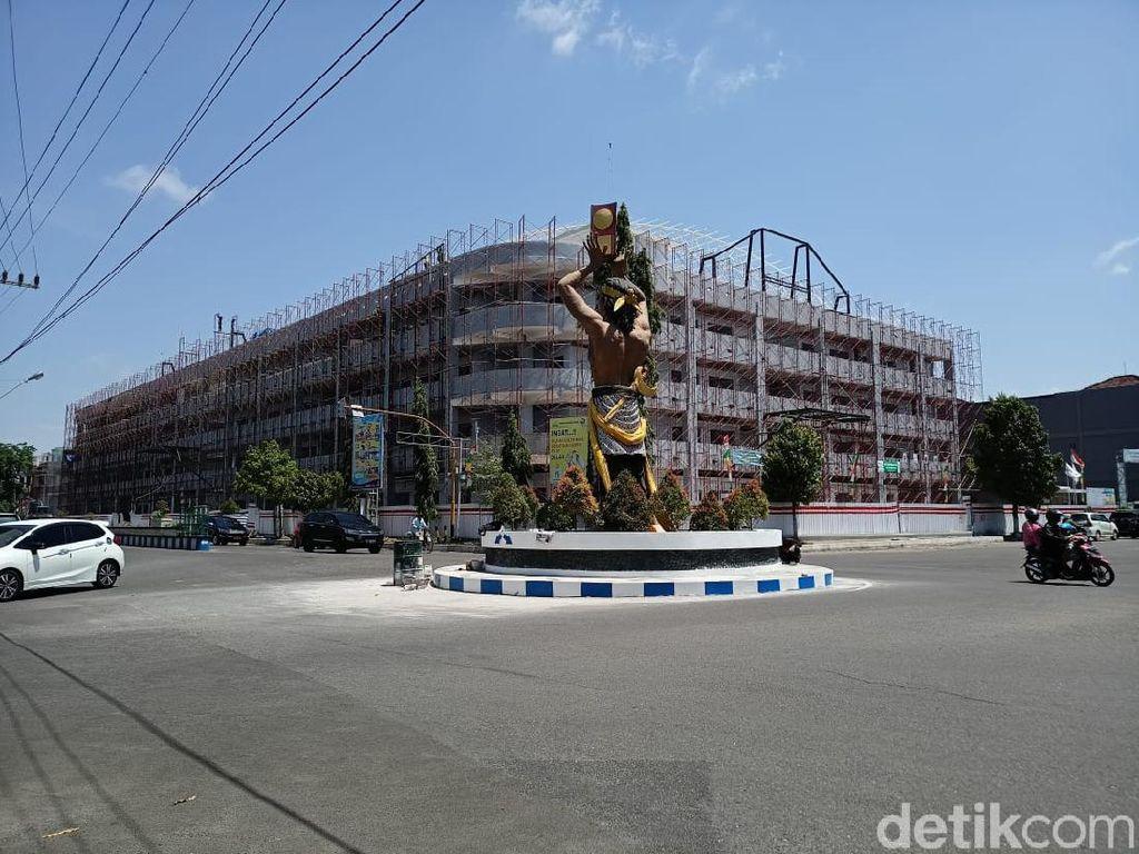 Pasar Legi Ponorogo Dibuka Maret 2021, Gratis Kios untuk Pedagang