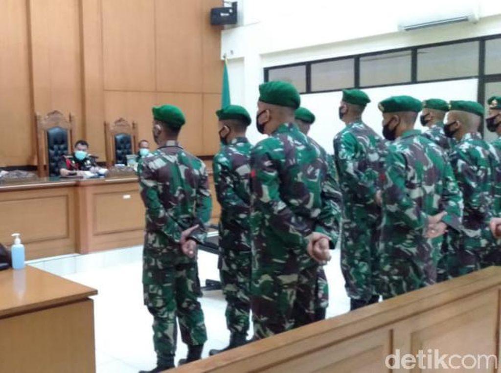Anggota TNI Pengeroyok Jusni Dituntut 2 Tahun Bui, KontraS: Oditur Melantur