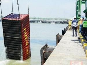 Pelayanan Logistik Tanjung Perak Tak Terganggu Tenggelamnya Kapal Kargo