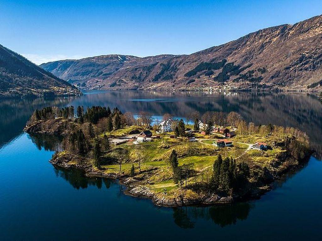 Pulau Setan di Norwegia yang Menanti Pembeli