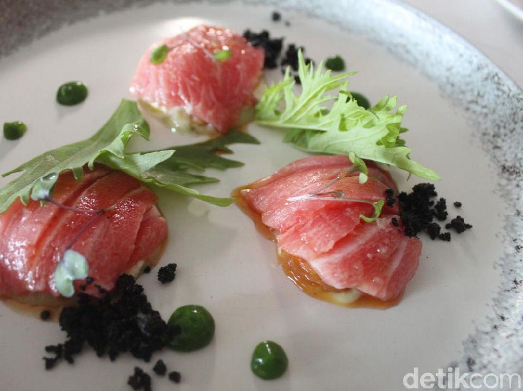 Mencicipi Hidangan Racikan Chef Maurizio Bombini di Jakarta