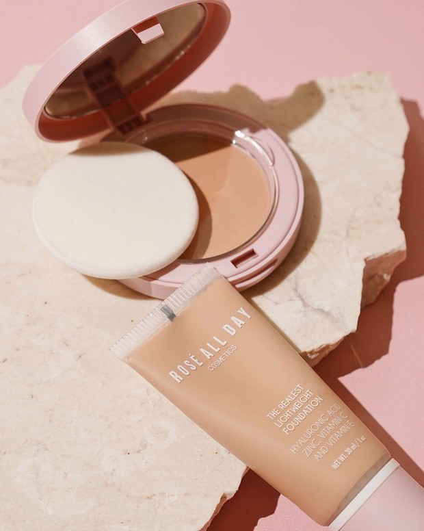 Rose All Day The Realest Lightweight Foundation