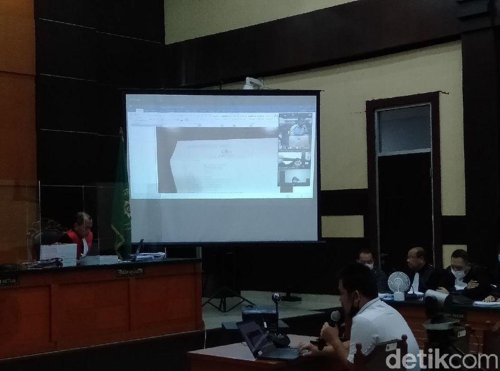 Ahli Ini Tunjukkan Pengiriman Surat Jalan Palsu Djoko Tjandra di HP Prasetijo