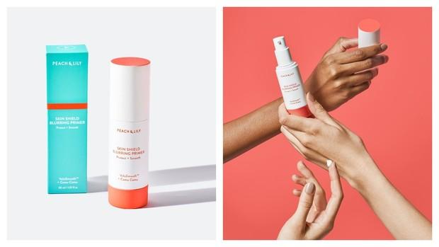 Skin Shield Blurring Prime dari Peach & Lily dapat menangkal penyebab kerusakan kulit