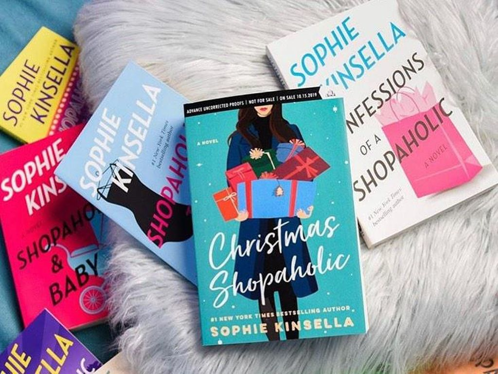 Dikenal Lewat Shopaholic, Sophie Kinsella Pernah Bikin Ending Sedih Nggak Ya?